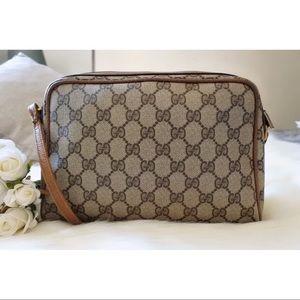 Gucci Bags - Gucci GG Monogram Crossbody Bag